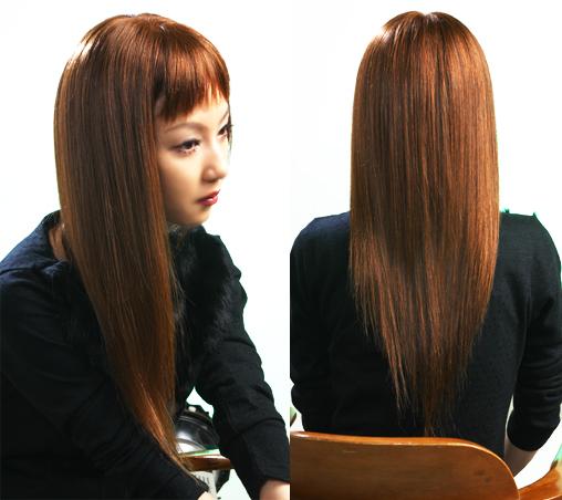 Rebonding Hair Style Hairstylegalleries Com