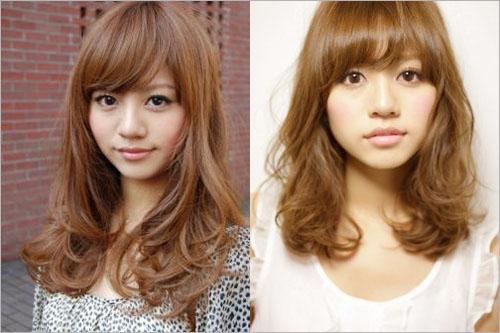 Excellent Digital Perm Curls And Wavy Curls On Pinterest Short Hairstyles Gunalazisus