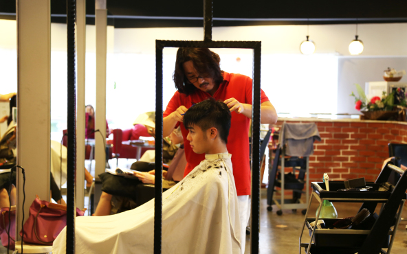Best hair salons in KL - Time out