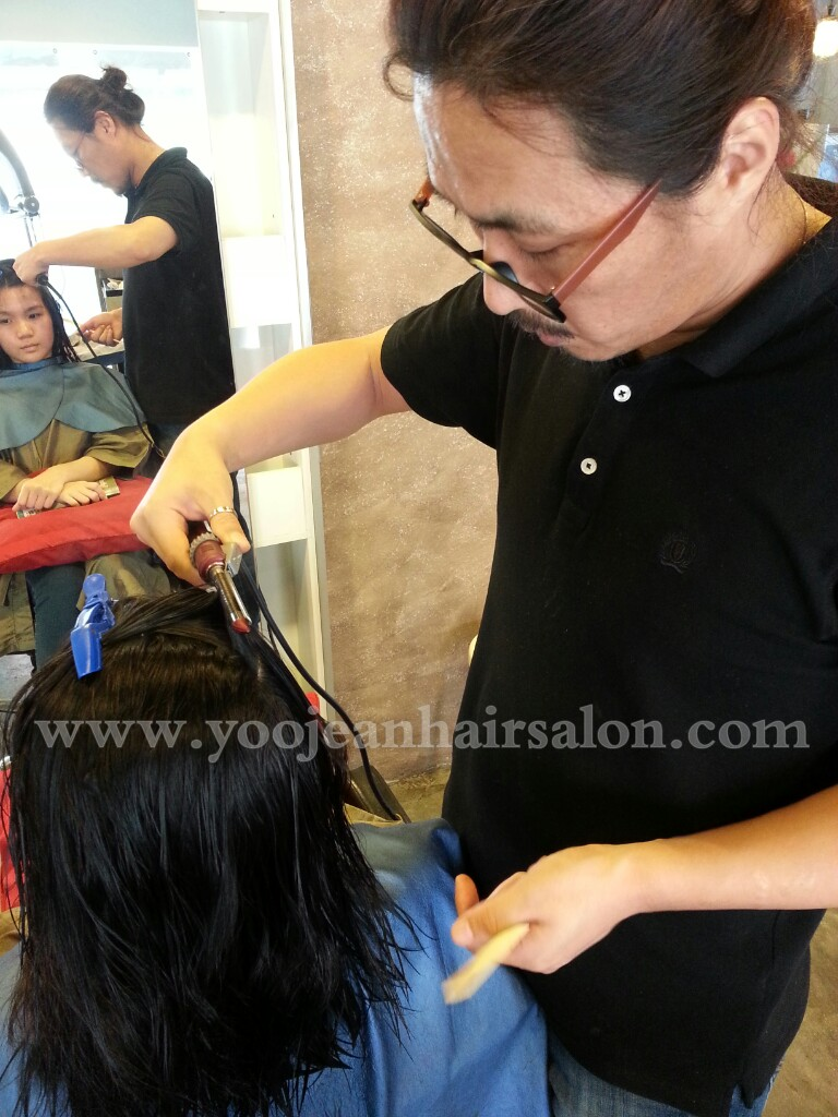 Root Volume Perm by Iron
