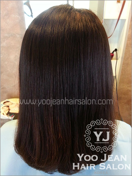Volume Rebonding >> Medium length