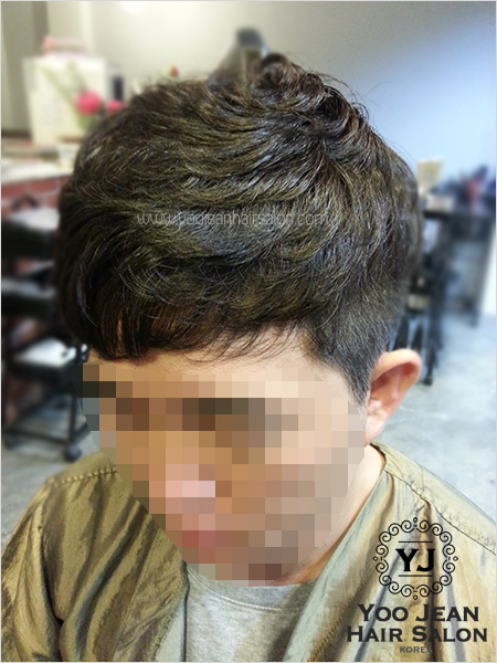 Soft Body Perm >> for man