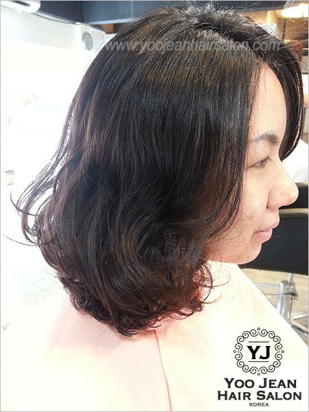 Hair Salon Perm : Digital Perm ? Yoo Jeans Hair Salon  Korean Hair Salon in Kuala ...