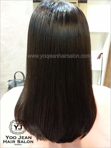 Volume Rebonding >> for Long Hair