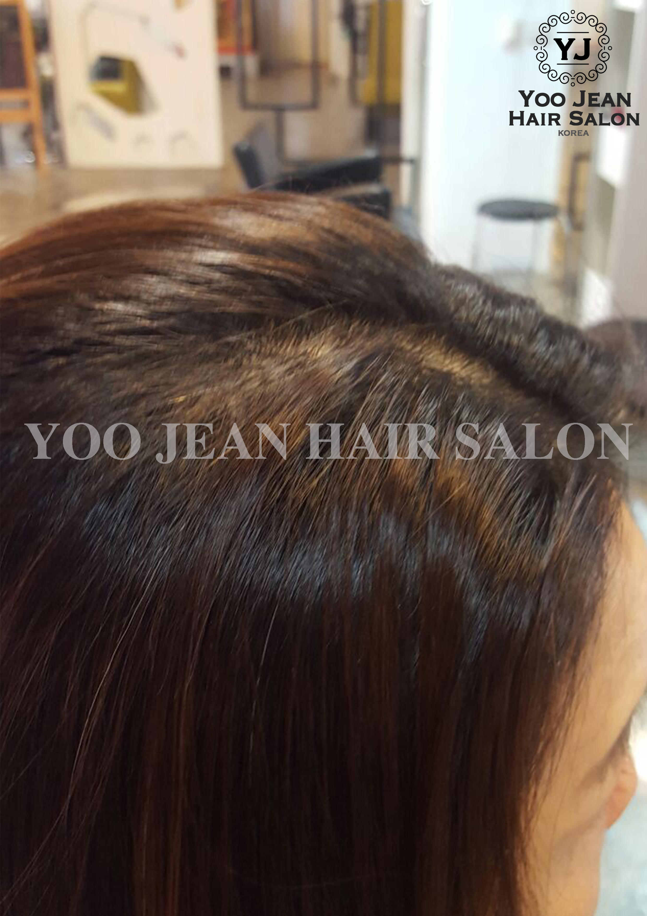 Korean Root Perm 2016