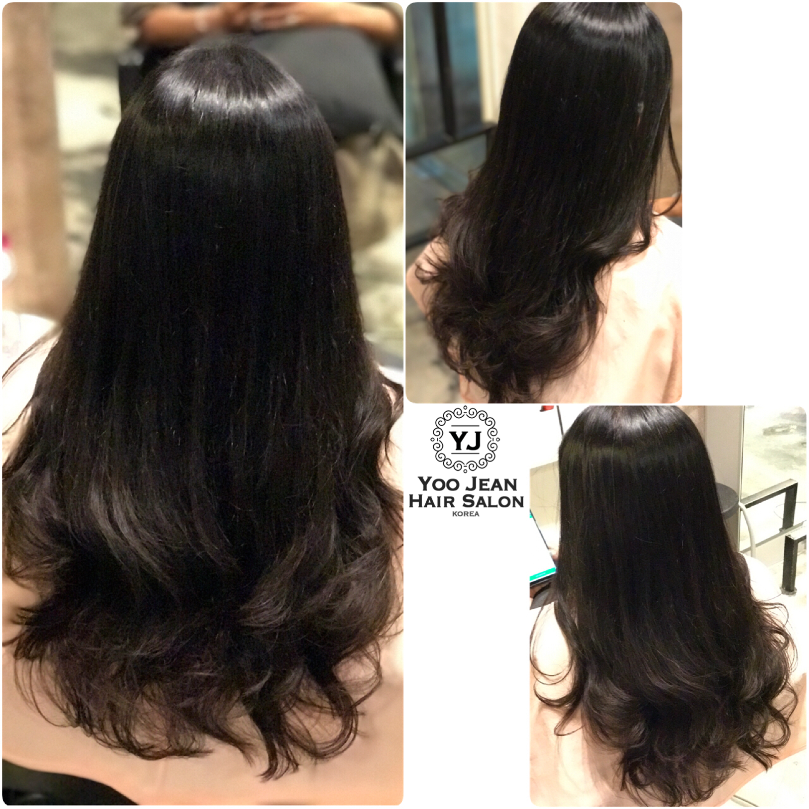 Rebonding &Digital Perm for Indian's hair.