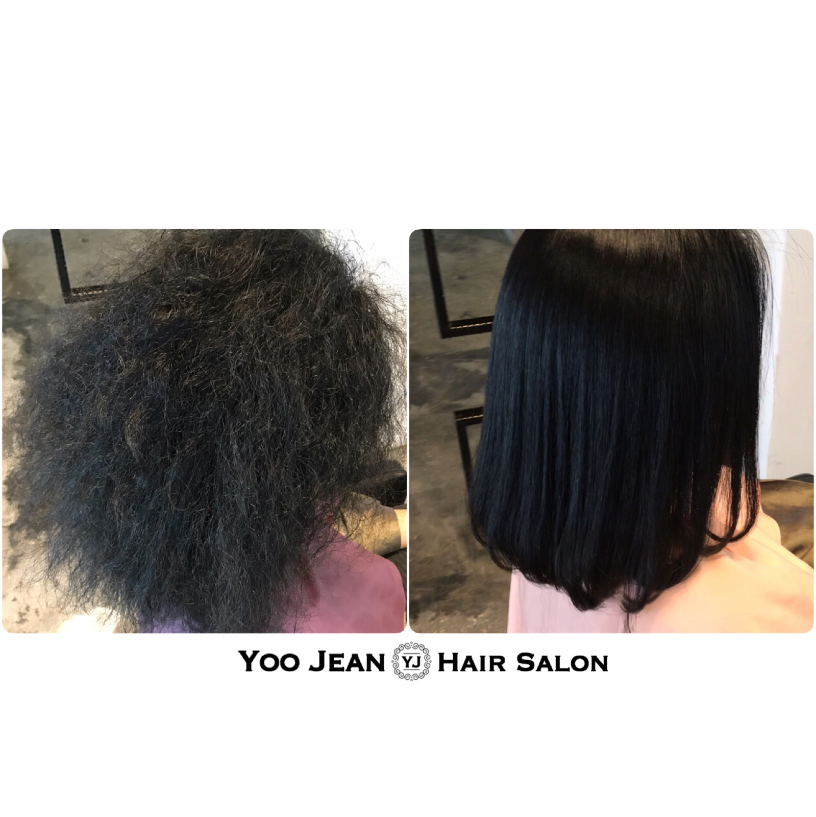 Magic Straight | Rebonding & Iron Perm