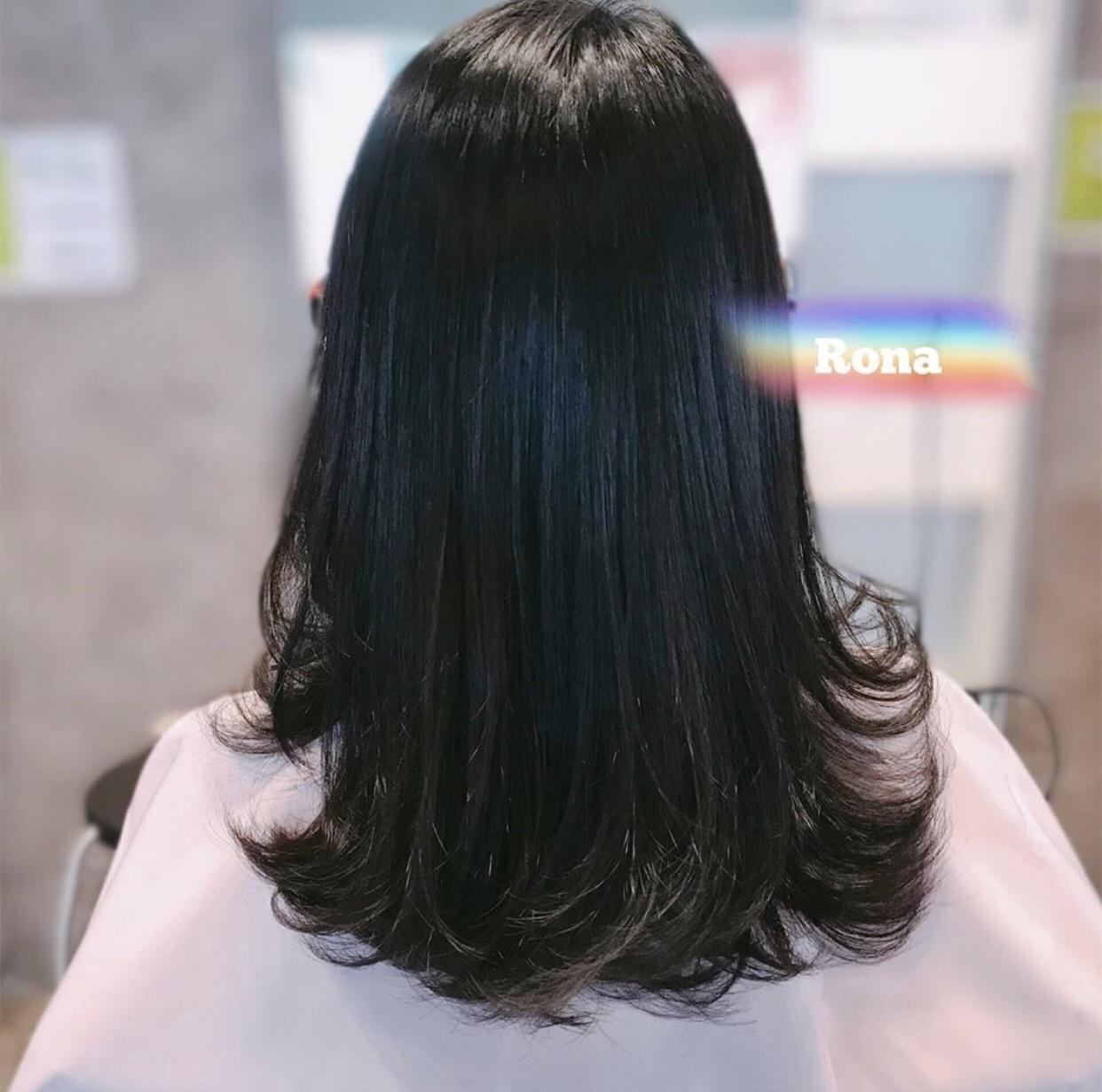 Korean perm - digital perm