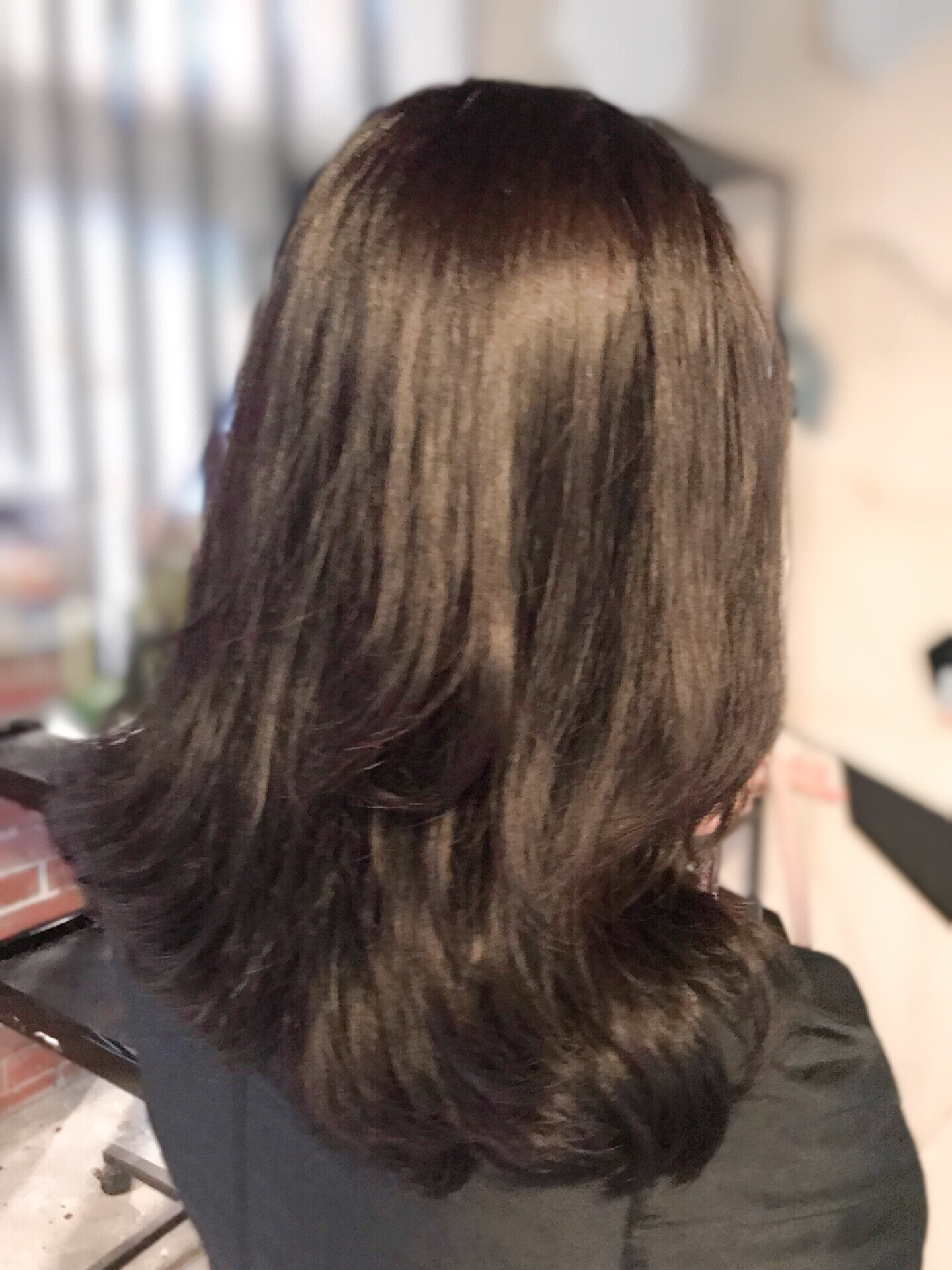 Volume Rebonding + Digital Perm